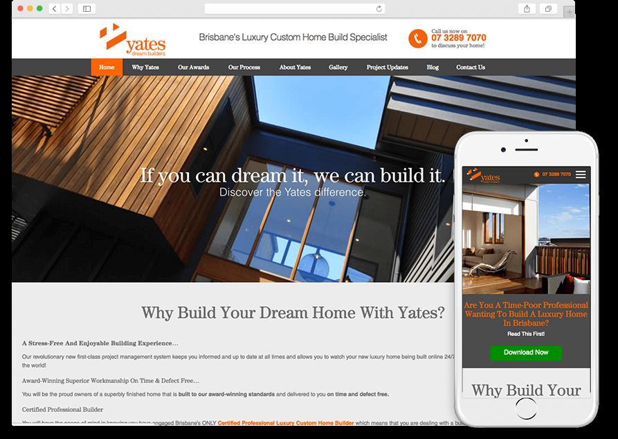 Yates Dream Builders Magik Digital