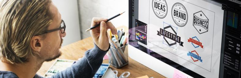 Using a Professional Logo Designer