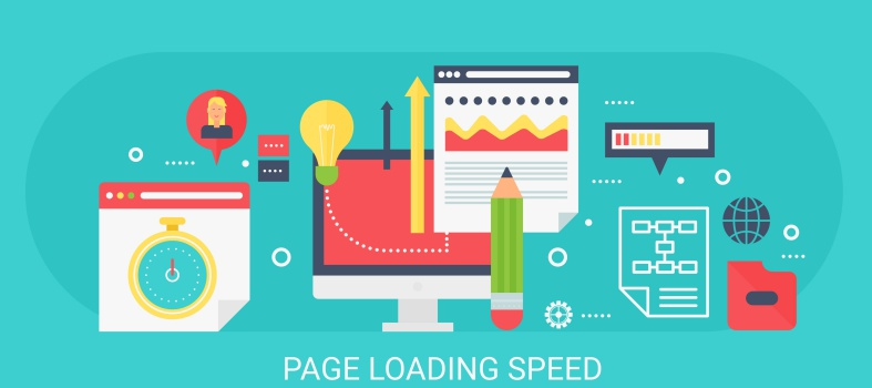 Website Page Speed And Simplicity