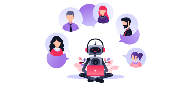 Chatbot sector