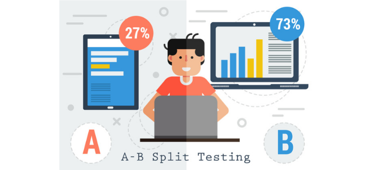 How does SEO A:B testing work?