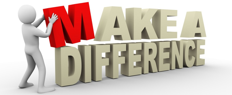 Make A difference website